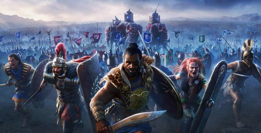 total war arena игра