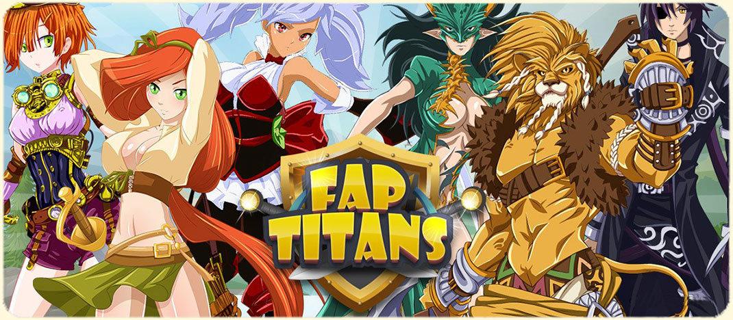 фап титан игра