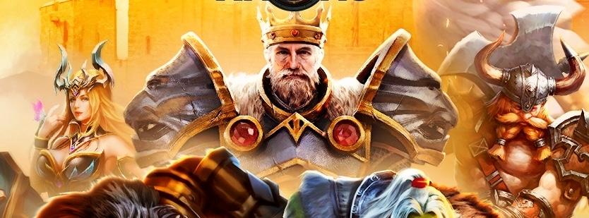 Меч короля Начало