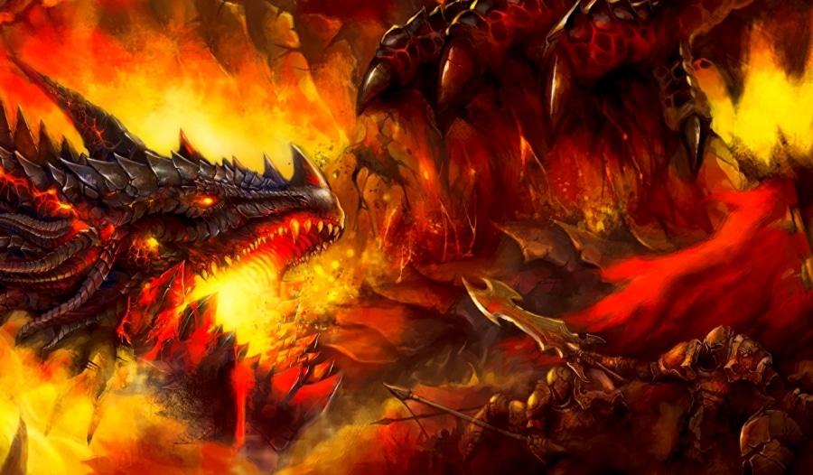 Dragon Knight II